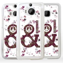 Cover Peace and Love per HTC