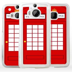 Cover per HTC cabina telefonica inglese
