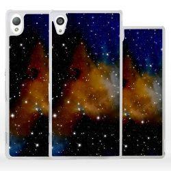 Cover universo spazio galassia per Sony Xperia