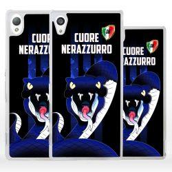 Cover biscione nerazzurro per Sony Xperia