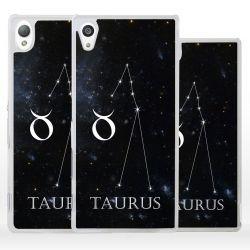 Cover Toro segno Zodiacale per Sony Xperia