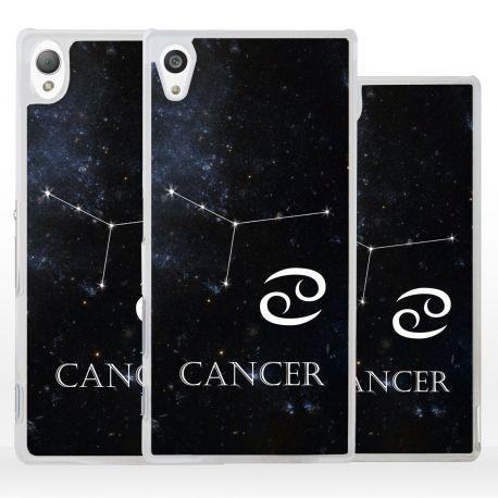 Cover Cancro segno Zodiacale per Sony Xperia