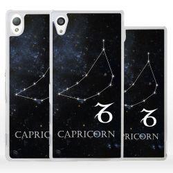 Cover Capricorno segno Zodiacale per Sony Xperia