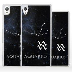 Cover Acquario segno Zodiacale per Sony Xperia