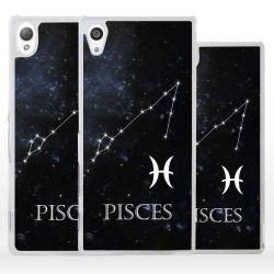 Cover Pesci segno Zodiacale per Sony Xperia