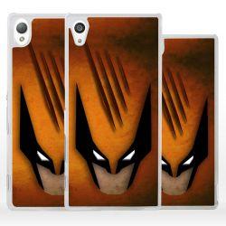 Cover Superhero Wolf Lupo per Sony Xperia