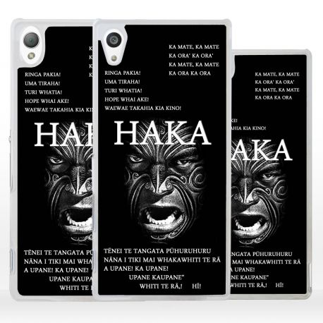 Cover Haka Danza Maori per Sony Xperia