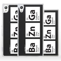 Cover formula BaZnGa Nerd per Sony Xperia