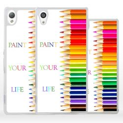 Cover Paint your Life per Sony Xperia