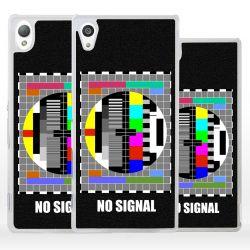 Cover fine trasmissioni TV per Sony Xperia