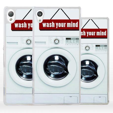Cover forma lavatrice per Sony Xperia