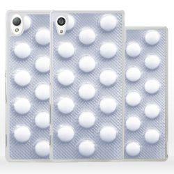 Cover pillole in blister per Sony Xperia
