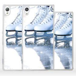 Cover per Sony Xperia pattinaggio su ghiaccio