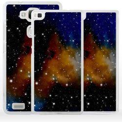 Cover universo spazio galassia per Huawei