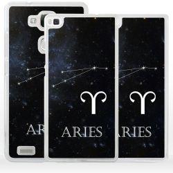 Cover Ariete segno Zodiacale per Huawei