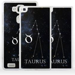 Cover Toro segno Zodiacale per Huawei