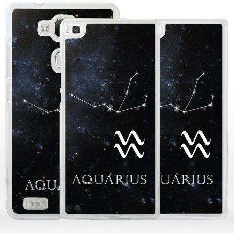 Cover Acquario segno Zodiacale per Huawei