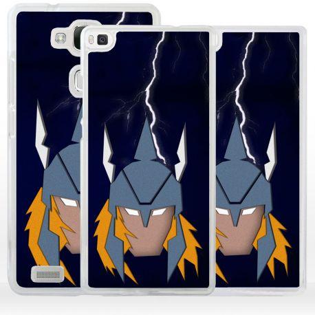 Cover Superhero Thunder Tuono per Huawei