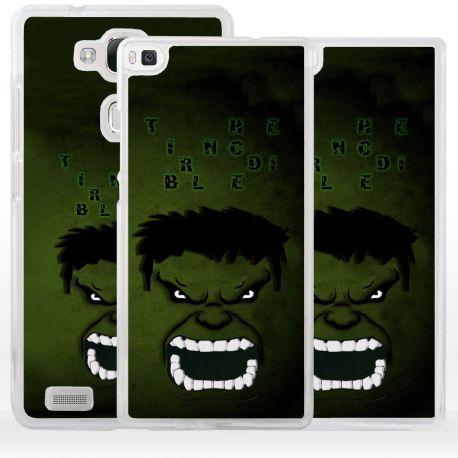 Cover Superhero The Incredible L'Incredibile per Huawei