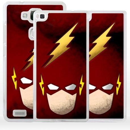Cover Superhero Lightning Fulmine per Huawei