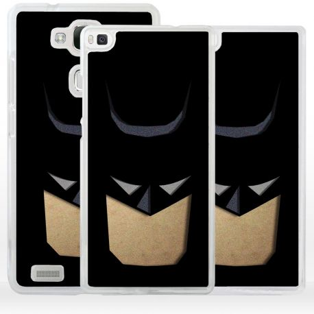 Cover Superhero Bat Pipistrello per Huawei