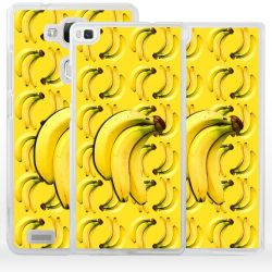 Cover collage banane per Huawei Honor