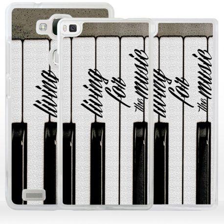 Cover musica pianoforte per Huawei