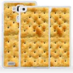 Cover biscotto crackers per Huawei Honor