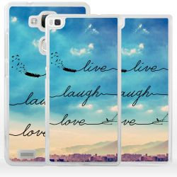 Cover Live Laugh Love per Huawei