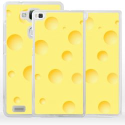 Cover per Huawei formaggio svizzero