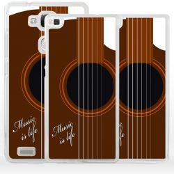 Cover per Huawei chitarra musica