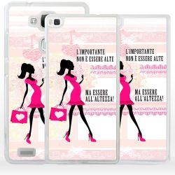 Cover per Huawei donna di classe