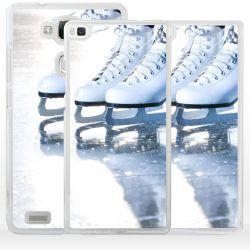 Cover pattini su ghiaccio per Huawei