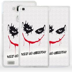 Cover per Huawei why so serious