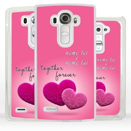 Cover per LG regalo San Valentino