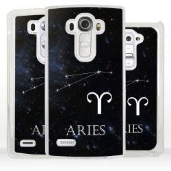 Cover Ariete segno Zodiacale per LG