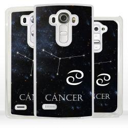 Cover Cancro segno Zodiacale per LG