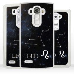 Cover Leone segno Zodiacale per LG