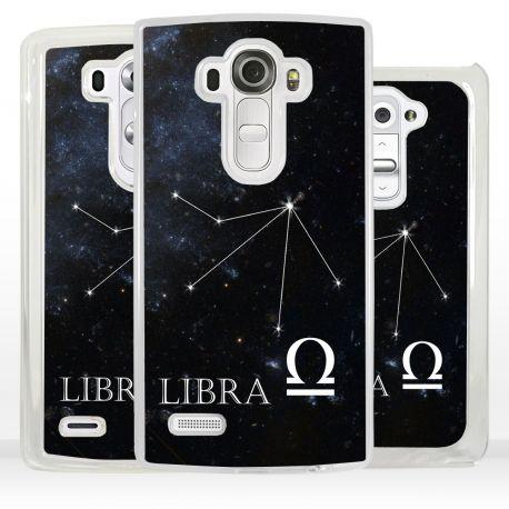 Cover Bilancia segno Zodiacale per LG