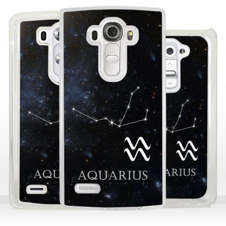 Cover Acquario segno Zodiacale per LG