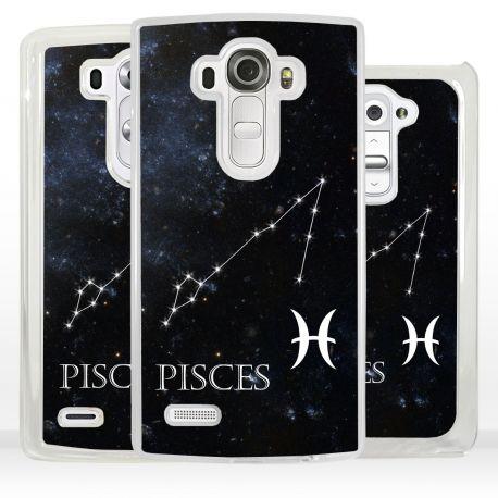 Cover Pesci segno Zodiacale per LG