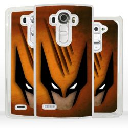 Cover Superhero Wolf Lupo per LG