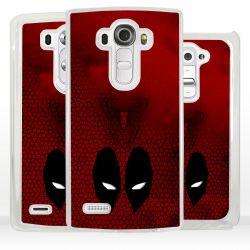 Cover Superhero Spider Ragno per LG