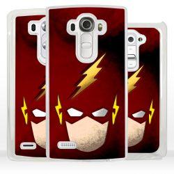 Cover Superhero Lightning Fulmine per LG