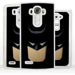 Cover Superhero Bat Pipistrello per LG