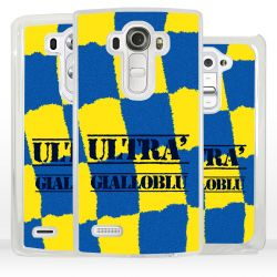 Cover ultras tifosi gialloblu per LG