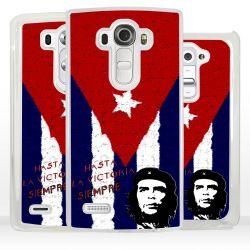 Cover bandiera Cuba Che Guevara per LG