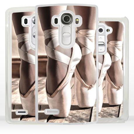Cover scarpe danza classica per LG