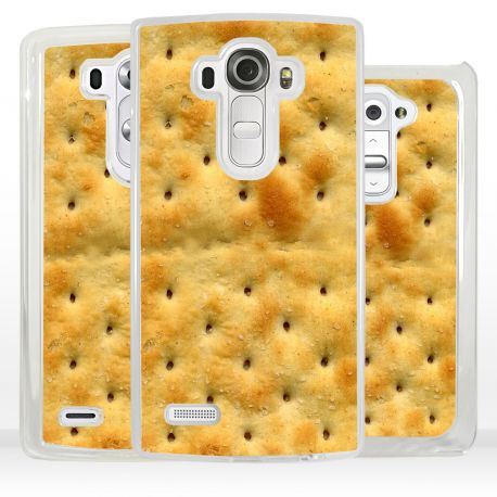 Cover biscotto crackers per LG