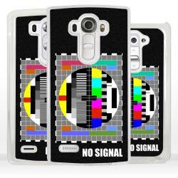 Cover fine trasmissioni TV per LG